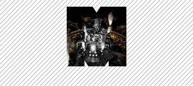 Midgar –  Final Fantasy VII