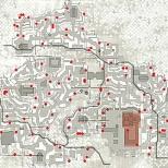 Mapa de Venecia. Assasin's Creed II. © Ubisoft Montreal - 2009