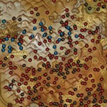 Versión de un mapa de World of Warcraft generada por el add-on Pet Tracker. © Blizzard Entertainment - 2011.