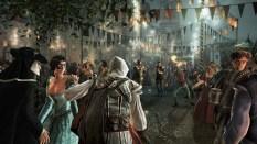 Carnaval de Venecia: vestuarios y mascaradas. © Ubisoft Montreal - 2009