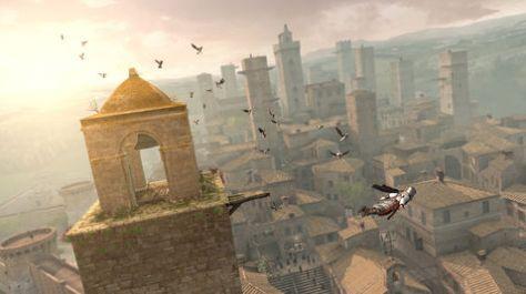 San Gimignano © Ubisoft Montreal - 2009