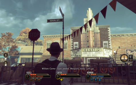 The bureau: xcom declassified. © 2K Games - 2013.