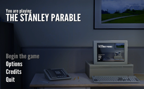 Portada The Stanley Parable