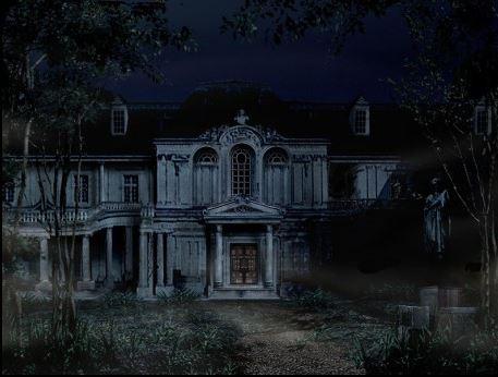 mansión exterior