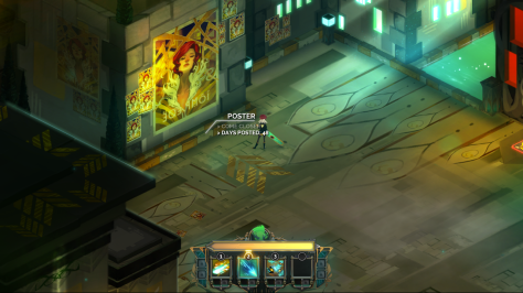 Transistor © Supergiant Games - 2014